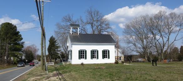 Brentsville Presbyterian (now a historical site)