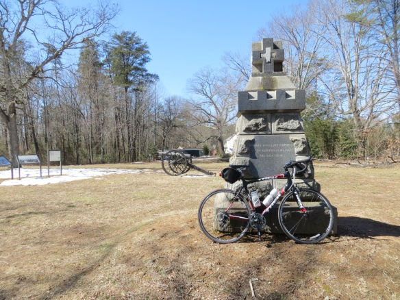 Monument to Union General Sedgwick, Spotsylvania Battlefield