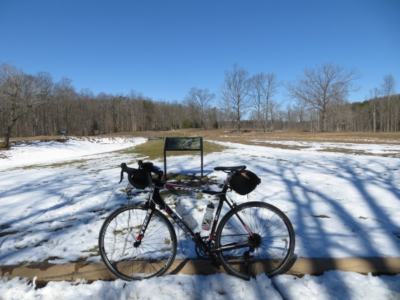 Information Control - Spotsylvania Battlefield