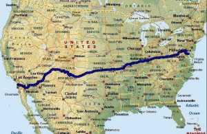 RAAM Route