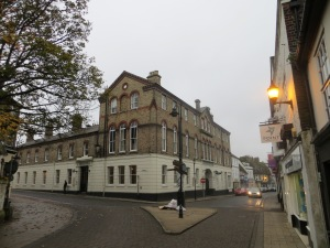 The George Hotel, Huntingdon