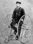 The Quadricycle - imagine if this version won out!