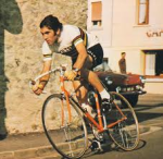 Merckx and his Ugo de Rosa